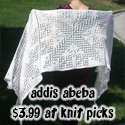Addis Abeba, $3.99 at Knit Picks