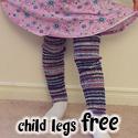 Child Legs, FREE