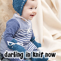 Darling set, in Knit Now Issue 31