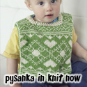 Pysanka, in Knit Now Issue 24
