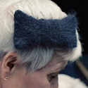 Juicy Fly Hairbow, from The Unofficial Harry Potter Knits magazine